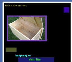 Build A Storage Chest 193522 - The Best Image Search