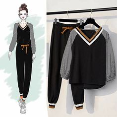 Fashion Drawing Dresses, Fashion Illustration Dresses, Fashion Dresses, Kpop Fashion Outfits, Girls Fashion Clothes, Korean Outfits, Korean Girl Fashion, Ulzzang Fashion, Look Fashion