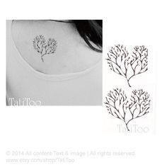 Style simple - forme arrondie + racines