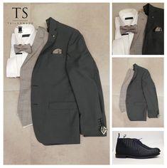 TS Tailormade herenmode Storage, Coat, Jackets, Fashion, Purse Storage, Moda, Fashion Styles, Larger, Peacoats
