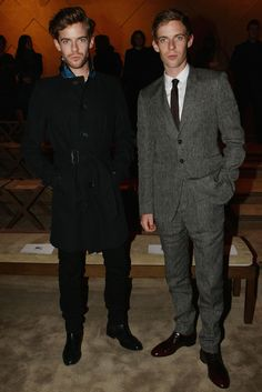 Harry and Luke Treadaway
