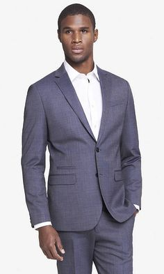 WOOL PHOTOGRAPHER SUIT JACKET | Express