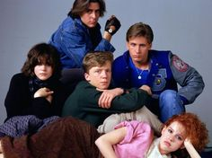 Top 10 John Hughes Movies: Where does The Breakfast Club Rank? With The Breakfast Club celebrating its anniversary, we rank the best John Hughes films Kristin Scott Thomas, Danny Devito, The Breakfast Club, Funny Breakfast, Netflix, Marvel, Loki, Los Hermanos Karamazov, Look 80s