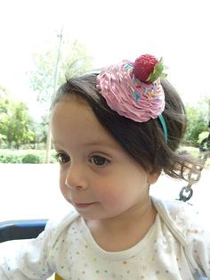 Tempting Tot Toppers - The Katy Perry Headband is the Perfect Sweet Accent for Your Sweetheart