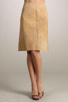 Honey A-Line Skirt