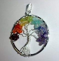 Chakra Tree Of Life Crystal Healing Gemstone Pendant with... https://www.amazon.com/dp/B01GVUZWJG/ref=cm_sw_r_pi_dp_vFVwxb3ZECWZ1