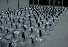 """Ghost"" - Kader Attia (2007)"
