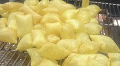Cómo hacer patatas suflé