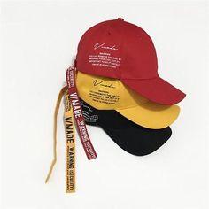 5f2fe985afe Long Strap G-Dragon Baseball Cap NEW GD Snapback Strapback Vmade Unisex Hat  Kpop Femelle