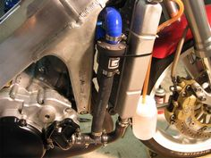 Excellent Example - Thermostat Installation on Motorcycle