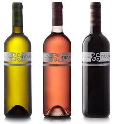 RED CREATIVE•Work•Pella wine labels