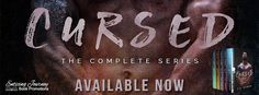 ⪛💖 #NewRelease 📕⪜ Cursed: The Complete Series  ➨ Author t. h. snyder #LIVE on #Amazon #OneClick today #Cursed #THSnyder +t. h. snyder @thsnyder4.
