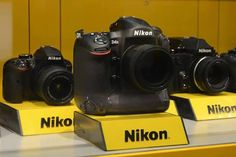 More Nikon D4s pictures and Nikon's CES schedule of events