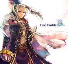 Fire Emblem: Awakening - Avatar (female) and Chrom