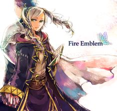 Fire Emblem: Awakening - Avatar (female) and Chrom