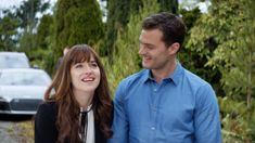 New 'Fifty Shades Freed' Trailer Shows Dakota Johnson Fighting for Her Life (Video) 50 Shades Freed, Fifty Shades Movie, Fifty Shades Trilogy, Fifty Shades Darker, Fifty Shades Of Grey, Jamie Dornan, Free Trailer, New Trailers, Movie Trailers