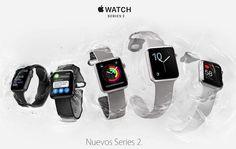 Ya a la venta el Apple Watch Series 2 en tiendas online y físicas