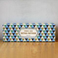 Vintage retro pattern romantic shabby pencil case box - blue (http://www.fallindesign.com/vintage-retro-pattern-romantic-shabby-pencil-case-box-blue/)