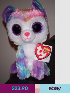 Ty Beanie Boos Stuffed Animals   Plush Toys  ebay  Toys   Hobbies 66415ab6b235