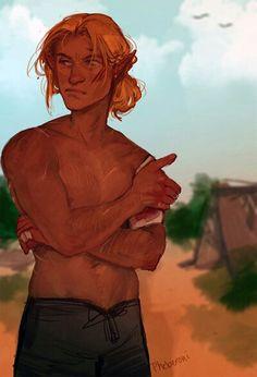 Zevran http://tainted-knight.tumblr.com.