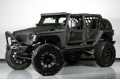 2013 Full Metal Jacket Kevlar Jeep Wrangler $109,888 http://www.iseecars.com/used-cars/used-jeep-wrangler-for-sale