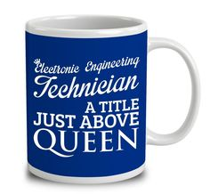 Electronic Engineering Technician A Title Just Above Queen