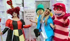 Alice in Wonderland - Bristol and North Somerset Mascots