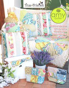 Nova coleção Amy Butler