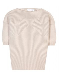 Jil Sander - WOOL AND CASHMERE PULLOVER - mytheresa.com GmbH