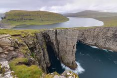 The Faroe Islands Yosemite National Park, National Parks, Horsetail Falls, Small Waterfall, Helicopter Tour, Optical Illusions, How To Take Photos, Trip Planning, Mother Nature
