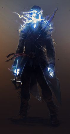 Warlocks burn with their own power Board pins Concept Art Mech UDK Concepts Fashion Sci-Fi (Ghost Rider, Assassin's Creed Edition? Dark Fantasy Art, Fantasy Kunst, Dark Art, Sci Fi Fantasy, Character Inspiration, Character Art, Daily Inspiration, Fashion Inspiration, Writing Inspiration