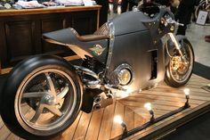 Ottonero Cafe Racer: S4 / ZON