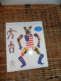 CDP137 Pantin chien  - 2€