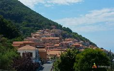 Maratea, the charming little town with 44 churches in Basilicata.  5th largest Christ the Redeemer Statue in the world