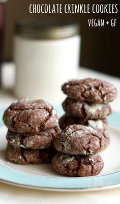 Gluten Free Molasses Crinkles Recipes — Dishmaps