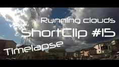 Running clouds - timelapse Season 1, Beautiful Day, Relax, Neon Signs, Clouds, In This Moment, Running, Friends, Videos