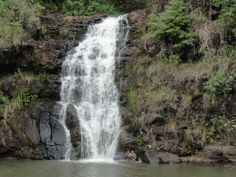 Chutes Oahu