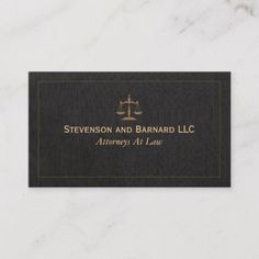 Shop Classic Attorney Faux Linen Business Card created by sm_business_cards. Simple Borders, Attorney At Law, Black Linen, Advertising Design, Digital Image, Business Cards, Card Stock, Classic, Card Templates