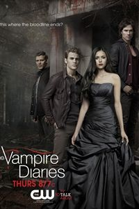 Ver Crónicas Vampíricas (The Vampire Diaries): Primera Temporada / Temporada 1 Online Gratis Pelicula en Español