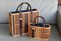 Resultado de imagen de bamboo bag