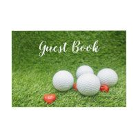 Golf Wedding Invitation Cards and Party Supplies - Thaninee Media Golf Wedding, Wedding Cards, Postcard Wedding Invitation, Wedding Invitations, Golf Birthday Cards, Bachelorette Gifts, Golf Ball, Wedding Guest Book, Lady