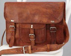 Leather Shoulder Bag By Vida Vida by VidaVidaAccessories on Etsy