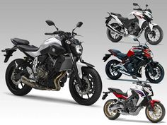 Honda CB650F Bike Coming Soon  In 2015
