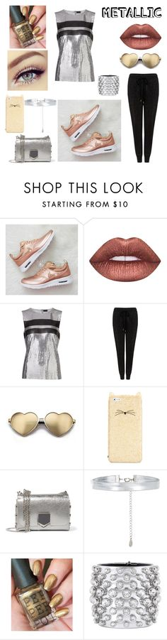 """""""💕💕"""" by ajw200305 ❤ liked on Polyvore featuring beauty, Lime Crime, Paco Rabanne, Markus Lupfer, Wildfox, Kate Spade, Jimmy Choo, Accessorize and Tom Ford"""