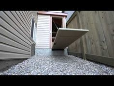 Shed Drawbridge Door - YouTube & Shed Drawbridge Door - YouTube   The shed   Pinterest   Doors ...