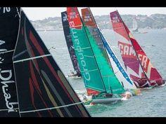 Bretagne In-Port Race Highlights - Volvo Ocean Race 2011-12