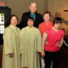 The Special Needs Ministry fosters the inclusion of persons with disabilities in parish life by promoting better understanding, advocacy and accessibility.