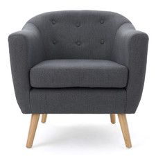 Mira Luna Barrel Chair