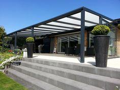 Home Bar Designs, Pergola, Garage Doors, Outdoor Structures, Garden, Outdoor Decor, Home Decor, Courtyards, Garten