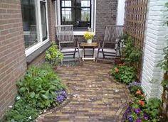 Inspiratie Kleine Stadstuin : 133 beste afbeeldingen van binnenplaats tuin small gardens little